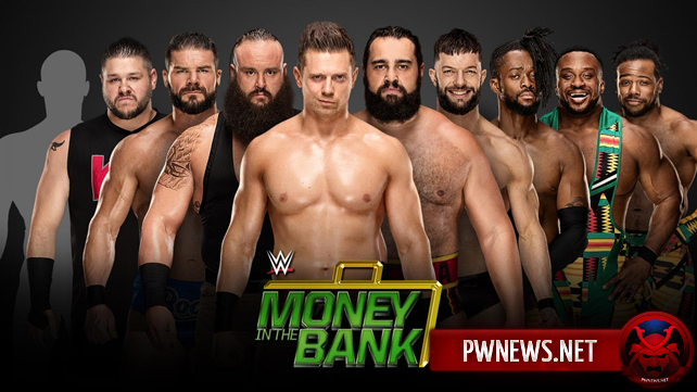 Известны новые участники мужского и женского Money in the Bank матчей после эфира синего бренда в Лондоне (спойлеры с записей SmackDown)