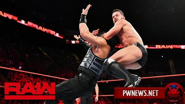Прошедший эпизод Raw показал самые низкие телевизионные рейтинги в 2018 году