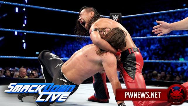 Как фактор записанного заранее шоу в Лондоне повлиял на телевизионные рейтинги прошедшего SmackDown?