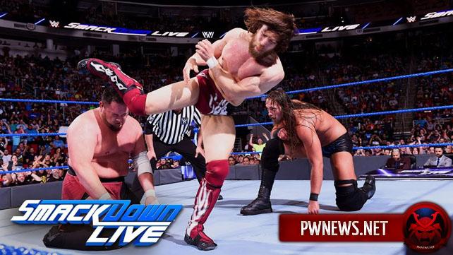 Как поединок к Money in the Bank Самоа Джо, Биг Кэсса и Дэниала Брайана повлиял на телевизионные рейтинги SmackDown?