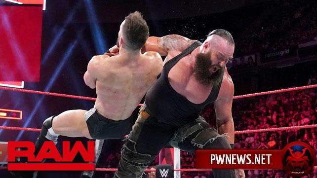 Как поединок Финна Бэлора и Брона Строумана повлиял на телевизионные рейтинги прошедшего Raw?