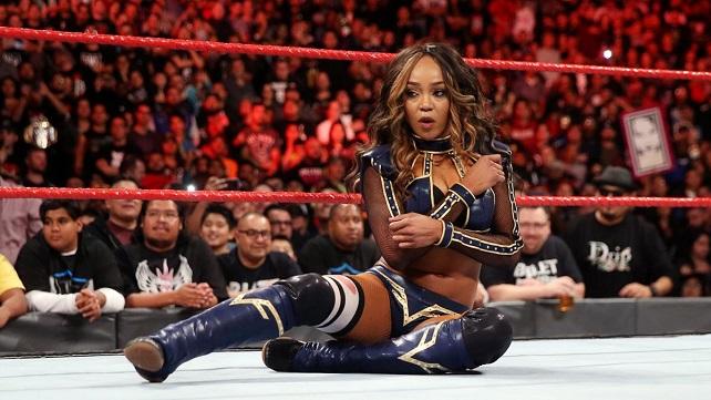 Алиша Фокс, как сообщается, имеет большие проблемы из-за инцидента с мужем Ронды Раузи на WrestleMania