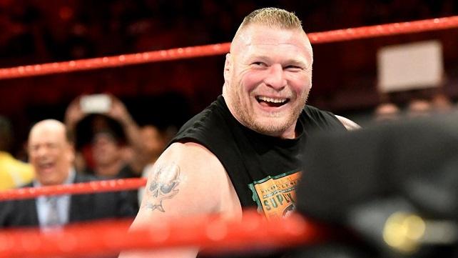 WWE, как сообщается, по-прежнему не согласовали следующий матч Брока Леснара