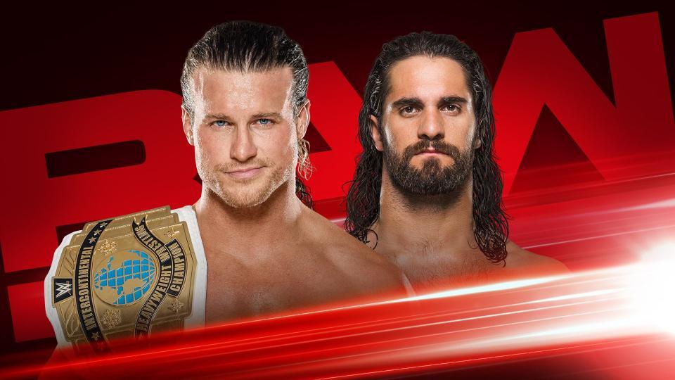 Превью Monday Night Raw 25.06.2018