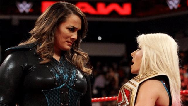 Менеджмент WWE недоволен Найей Джэкс из-за её твита в сторону Алексы Блисс