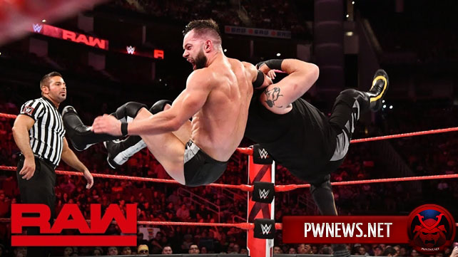 Как поединок Кевина Оуэнса и Финна Бэлора повлиял на телевизионные рейтинги прошедшего Raw?