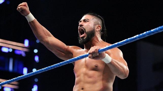 Андраде Алмаса, как сообщается, должно ждать хорошее будущее на SmackDown