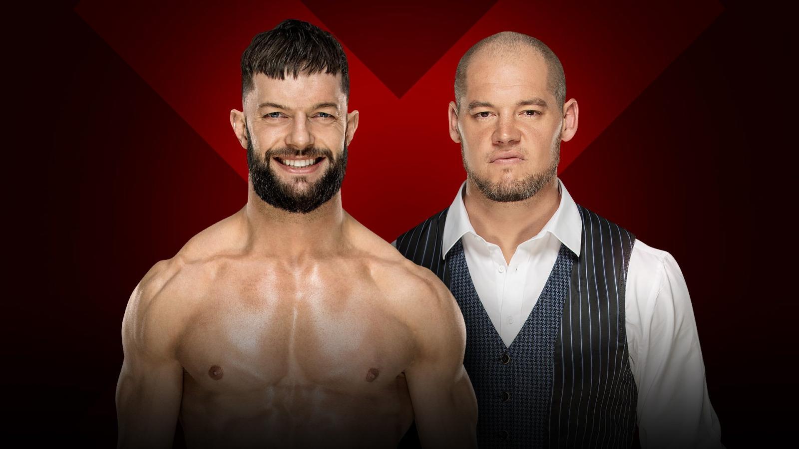 Матч Финна Бэлора и Бэрона Корбина официально анонсирован на Extreme Rules 2018