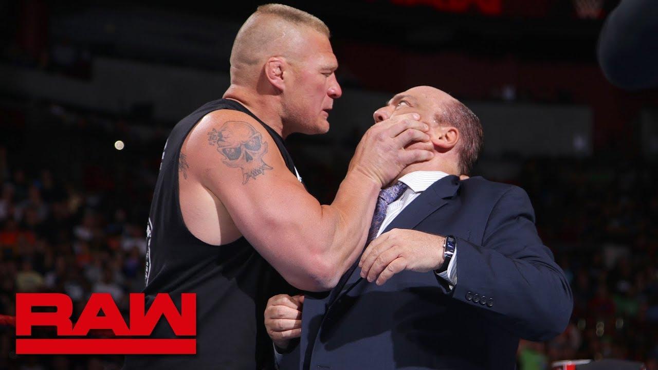 Как возвращение Брока Леснара повлияло на телевизионные рейтинги прошедшего Raw?