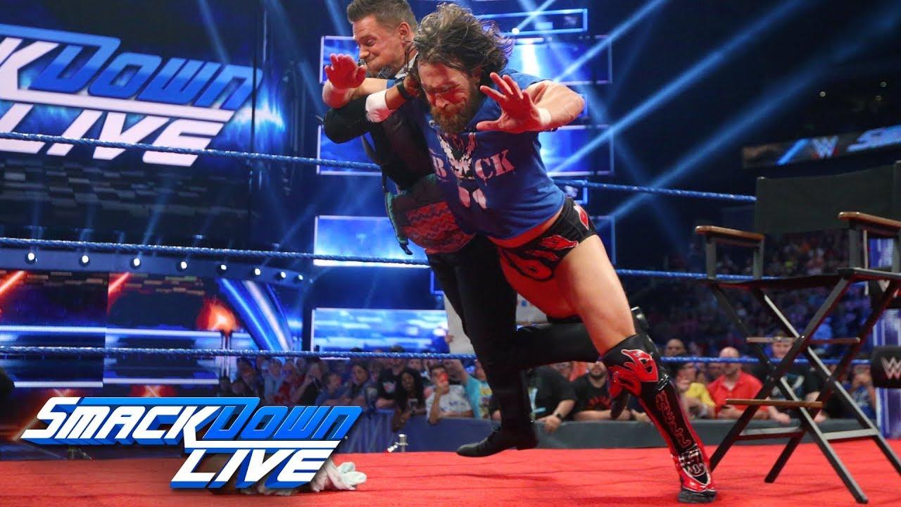 Как финальный сегмент шоу с участием Миза, Марис и Дэниала Брайана повлиял на телевизионные рейтинги прошедшего SmackDown?