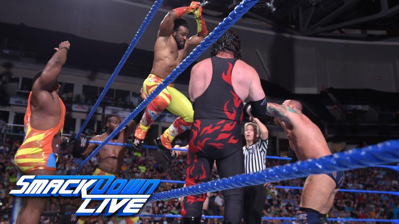 Как фактор последнего эпизода шоу перед Extreme Rules повлиял на телевизионные рейтинги прошедшего SmackDown?