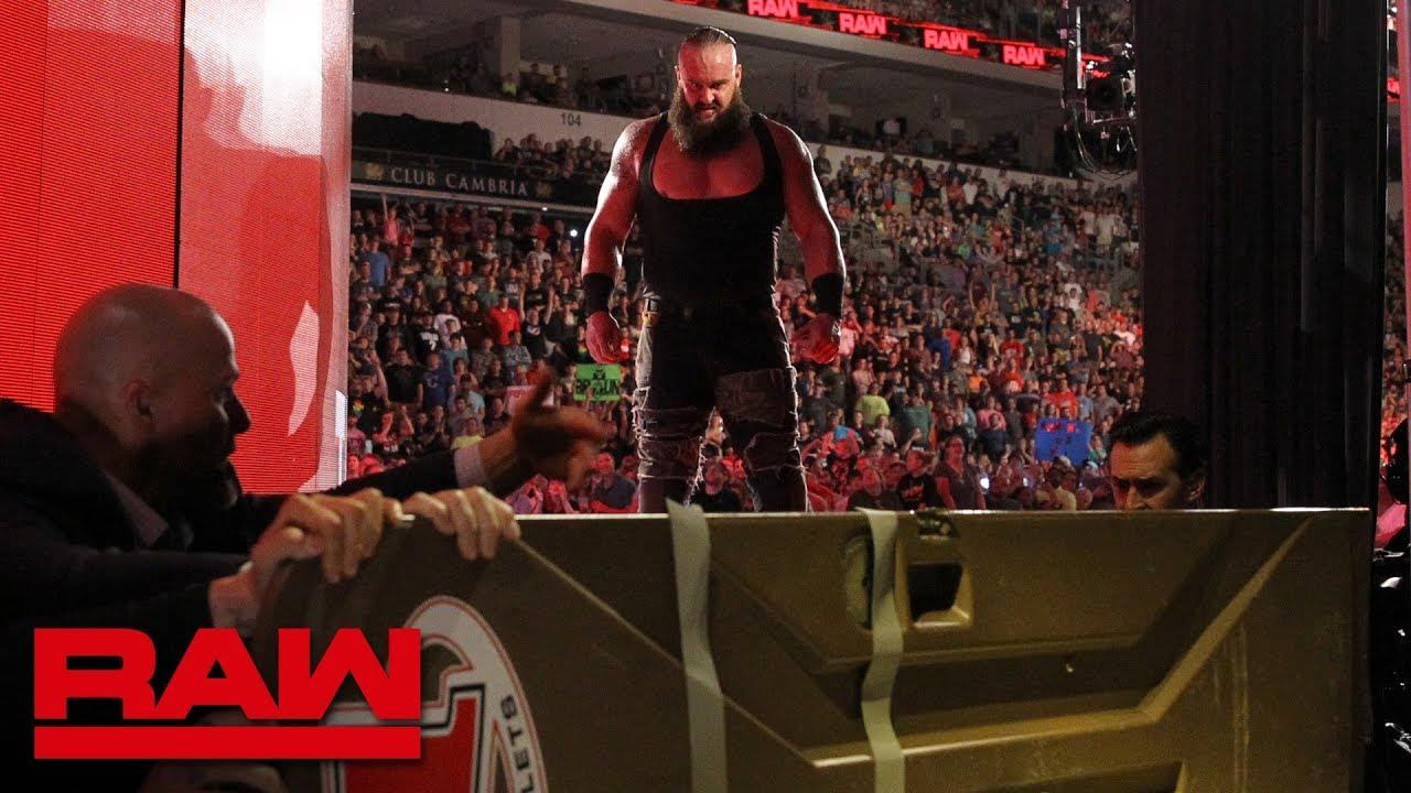 Как поединок Кевина Оуэнса и Брона Строумана повлиял на телевизионные рейтинги прошедшего Raw?