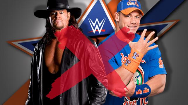 Матча Гробовщика и Джона Сины на SummerSlam не будет?