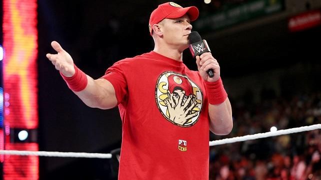 Джон Сина назвал дату возвращения на ринг