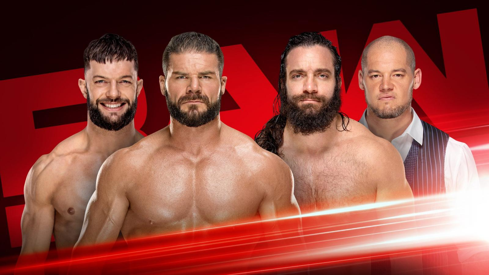 Командный поединок анонсирован на грядущий эфир Raw