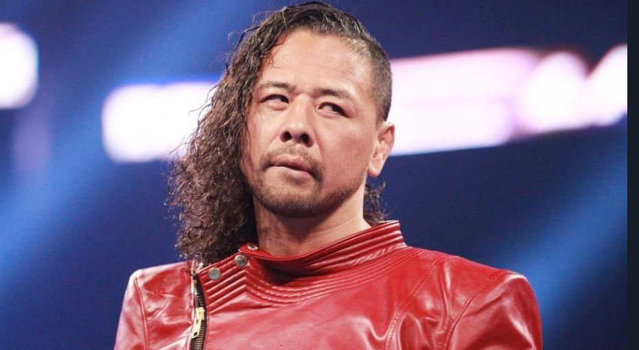 Шинске Накамура травмирован; Изменение в матче за чемпионство США