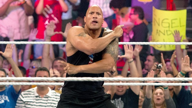 WWE пытаются привлечь Рока на тысячный выпуск SmackDown