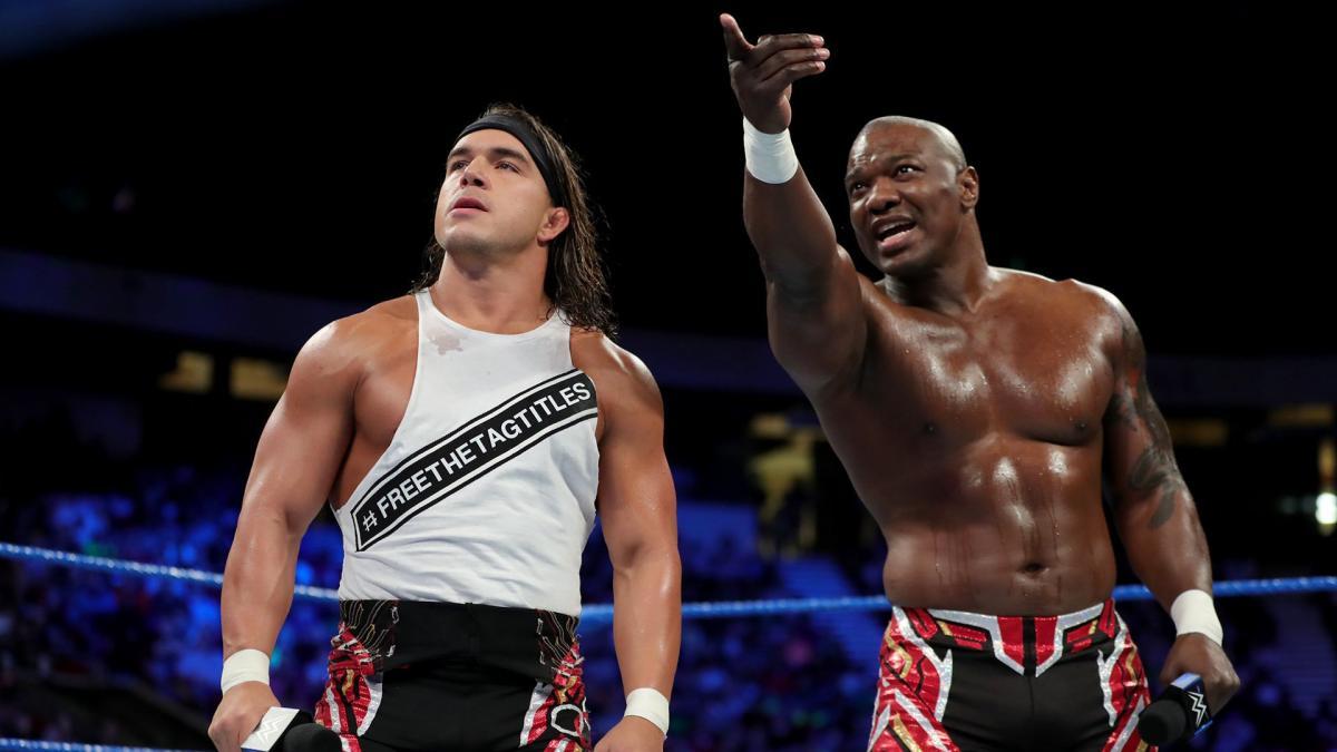 Шелтон Бендажмин о том, что сейчас рестлеры WWE слишком привязаны к поставленному руководством букингу
