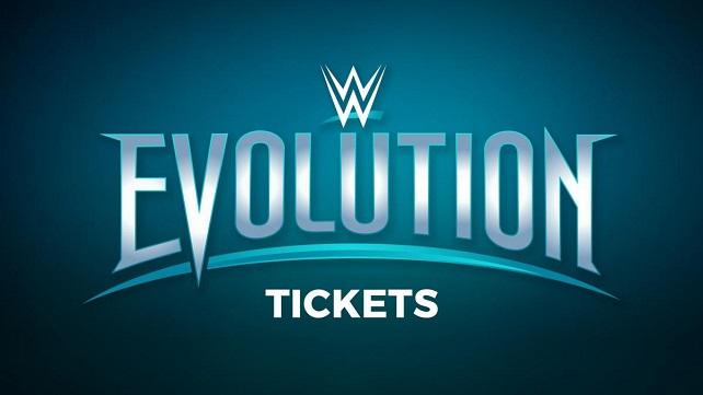 Неутешительные новости об уровне продажи билетов на WWE Evolution