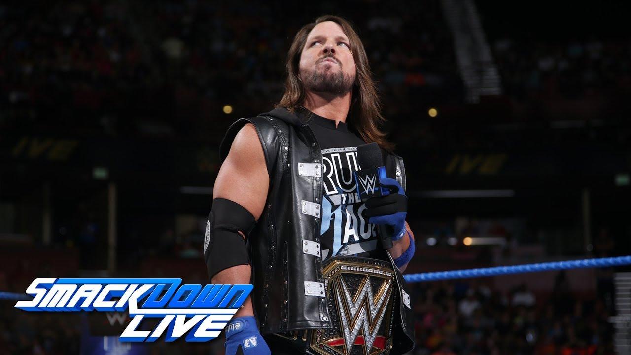 Как фактор последнего эпизода перед SummerSlam повлиял на телевизионные рейтинги прошедшего SmackDown?