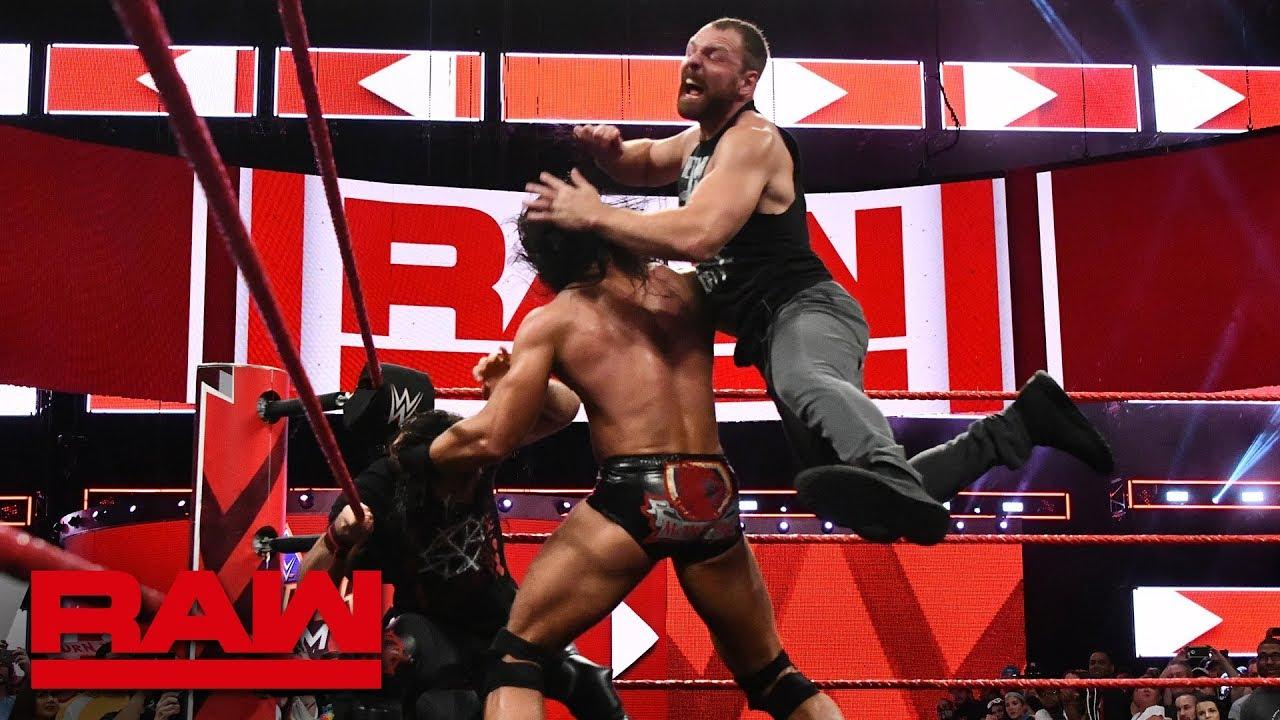 Как фактор последнего эпизода перед SummerSlam повлиял на телевизионные рейтинги прошедшего Raw?
