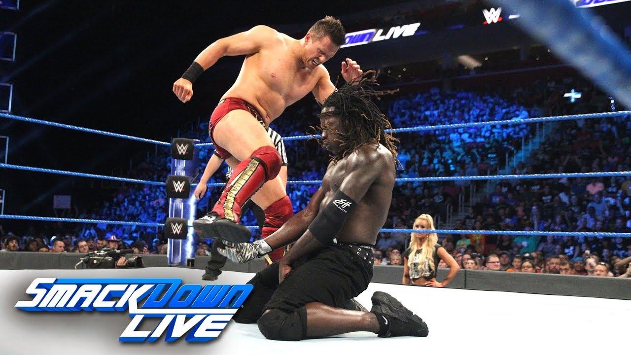 Как поединок Р-Труфа и Миза повлиял на телевизионные рейтинги прошедшего SmackDown?