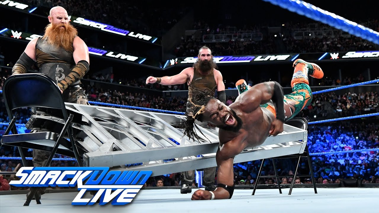 Как поединок Харпера и Роуэна против Нового Дня повлиял на телевизионные рейтинги прошедшего SmackDown?