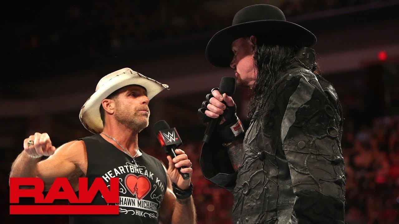 Как появление Шона Майклза повлияло на телевизионные рейтинги прошедшего Raw?