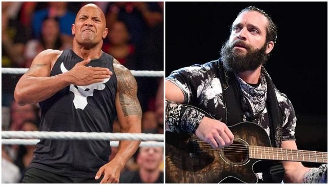 Элайас вновь бросил вызов Року — на WrestleMania 35