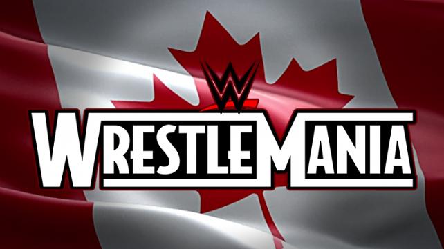 Канада может принять WrestleMania 38