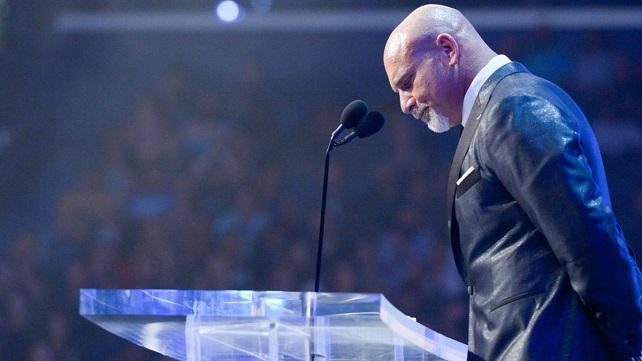 Голдберг утверждает, что Зал Славы WWE — отстой