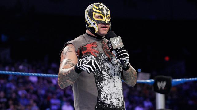Рэй Мистерио прокомментировал свой статус в WWE
