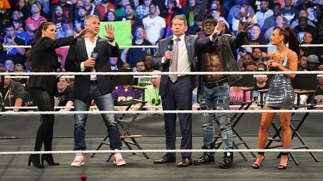 Закулисные новости о статусе Шейна МакМэна на SmackDown