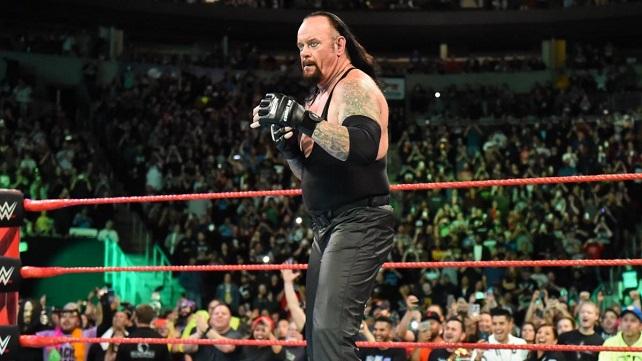 Гробовщик не уверен в своих силах для матча на WrestleMania 35