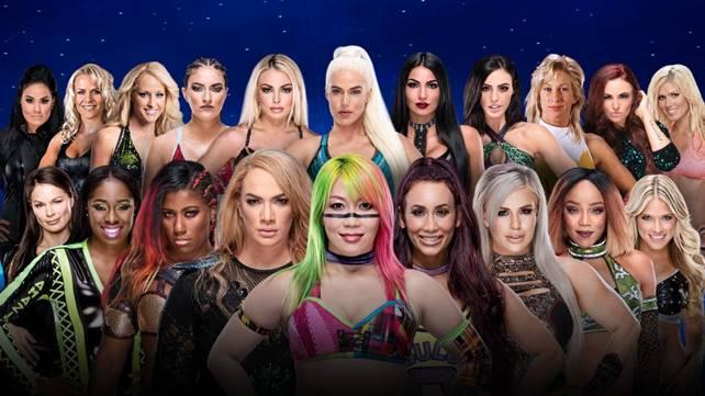 Бывшие чемпионки и участницы Зала Славы WWE добавлены в женский баттл-роял на Evolution