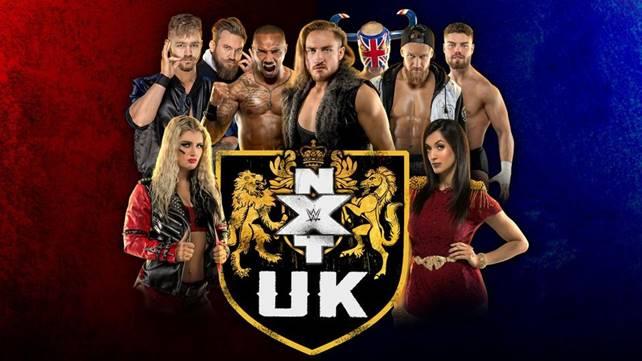 WWE анонсировали дату премьерного эпизода NXT UK