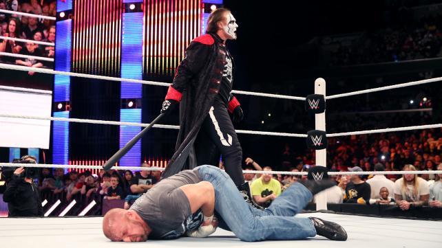 Стинг рассказал о моментах, когда он был близок уйти из WCW и о контактах с Винсом МакМэном перед приходом в WWE