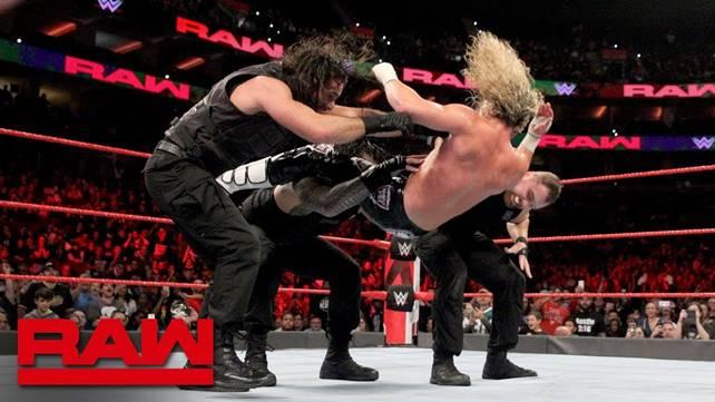 Как квалификационные матчи и очередной поединок Щита против Строумана, Макинтаера и Зигглера повлиял на рейтинги прошедшего Raw?