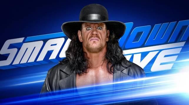 ОФИЦИАЛЬНО: На юбилейном эпизоде своё возвращение на SmackDown совершит Гробовщик