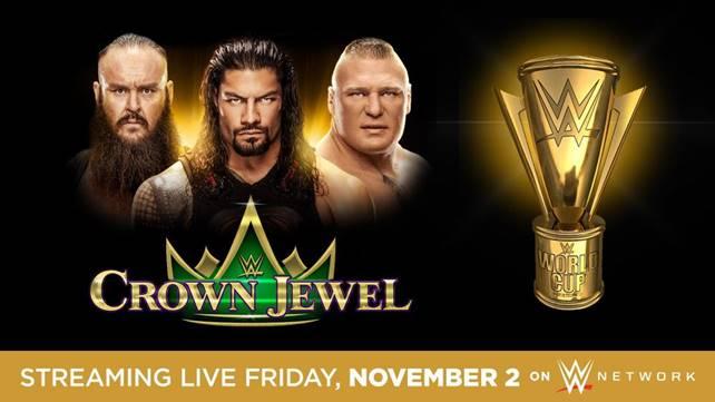 Звездам WWE могли запретить критиковать Crown Jewel