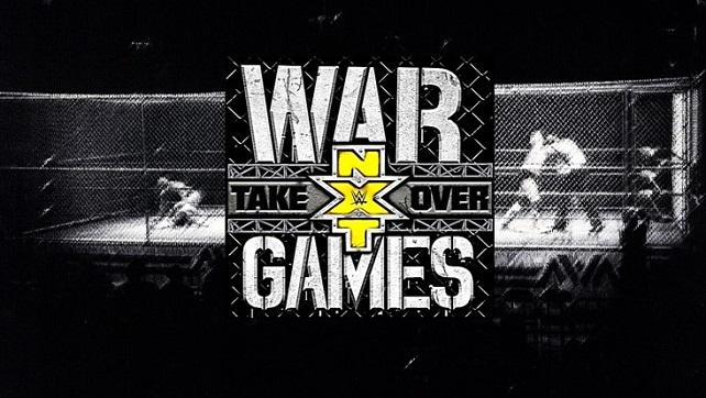 На NXT TakeOver анонсирован матч War Games