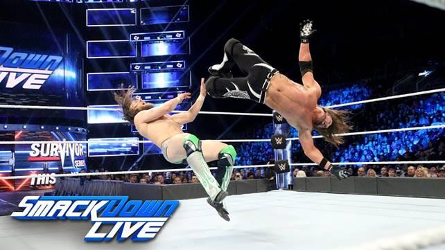 Как поединок ЭйДжей Стайлза и Дэниала Брайана повлиял на телевизионные рейтинги прошедшего SmackDown?