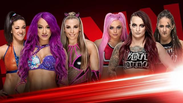 Рематч с Evolution и матч Финна Бэлора против Бобби Лэшли анонсированы на грядущий эфир Raw