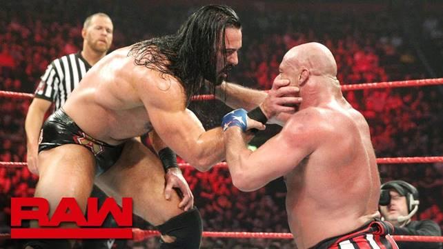 Как фактор заранее записанного шоу в Манчестере повлиял на телевизионные рейтинги прошедшего Raw?