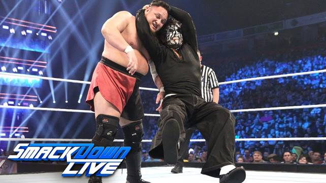 Как фактор заранее записанного шоу в Манчестере повлиял на телевизионные рейтинги прошедшего SmackDown?