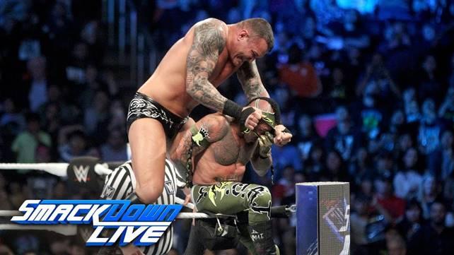 Как поединок Рэнди Ортона и Рэя Мистерио повлиял на телевизионные рейтинги прошедшего SmackDown?