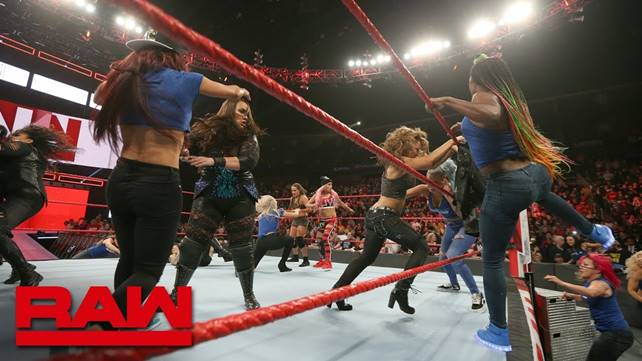 Как фактор последнего эпизода шоу перед Survivor Series повлиял на телевизионные рейтинги прошедшего Raw?