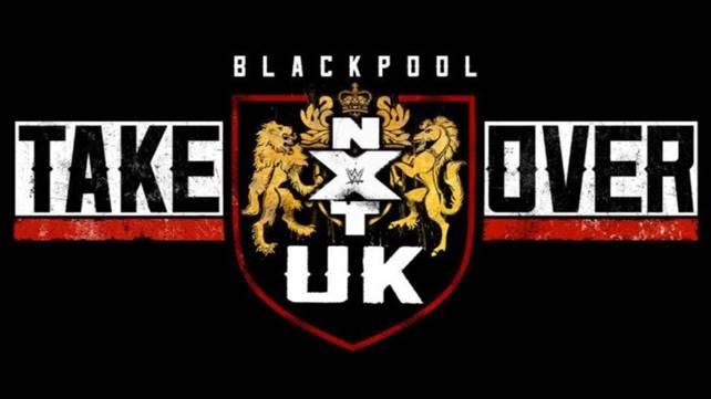 Первые матчи назначены на NXT UK TakeOver: Blackpool (спойлеры)
