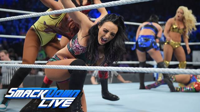 Как женский баттл-роял повлиял на телевизионные рейтинги прошедшего SmackDown?