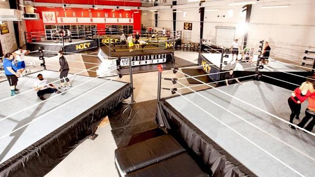 WWE рассматривают создание подготовительного центра в Японии